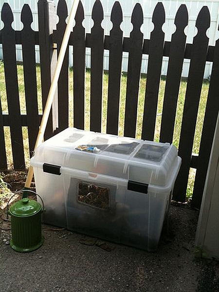 Storage Bin Compost
