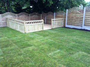 Liverpool Landscaping Fence