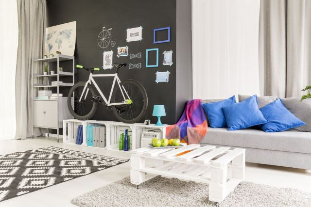 Customizable Pallet Furniture