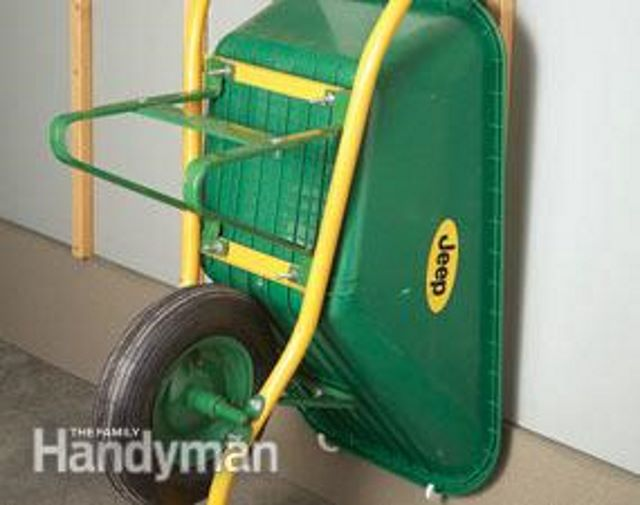 Wheelbarrow Storage Ideas 9 Ways To Get Organized
