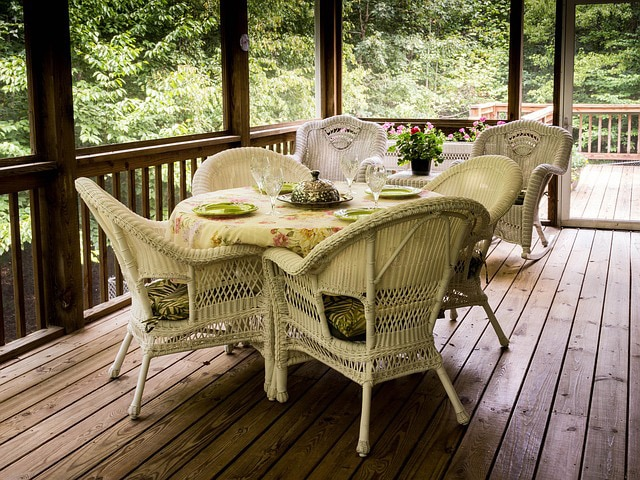 deck ideas. All Too Often Our Ideas Of Hybridized Indoor/outdoor Sitting Areas Take On The Familiar Materials House. Instead Make Your Space A True Deck