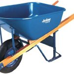 Jackson-M6T22-6-Cubic-foot-Steel-Tray-Contractor-Wheelbarrow