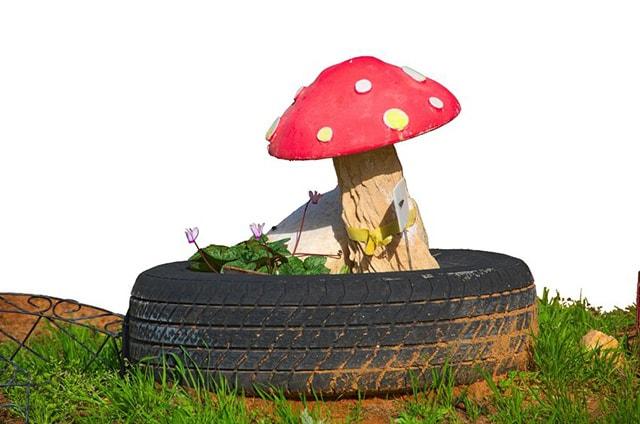 Mushroom Decor