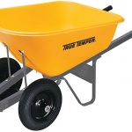 True-Temper-6-Cubic-Foot-Wheelbarrow