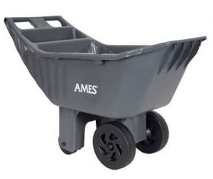 ames plastic wheelbarrow