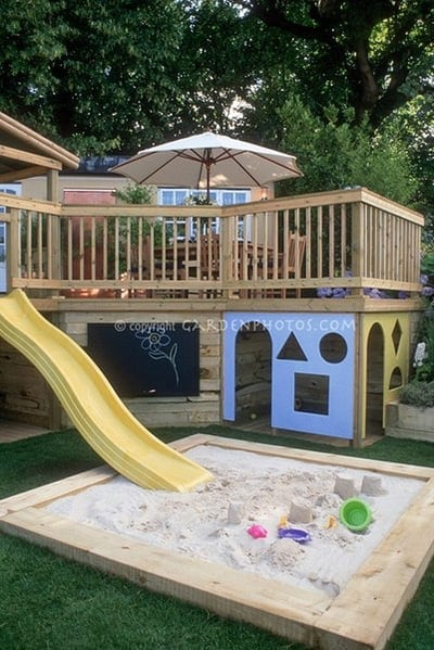 Unique Backyard Play Structures 36 outside of the box backyard play sets