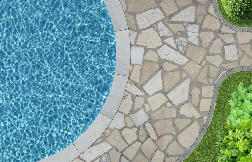 16 Beautiful Pool Patio Designs & Ideas