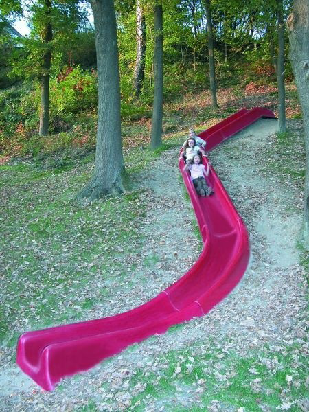Slide On Down