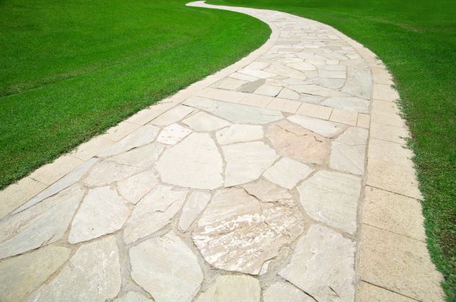 Sectional Flagstones