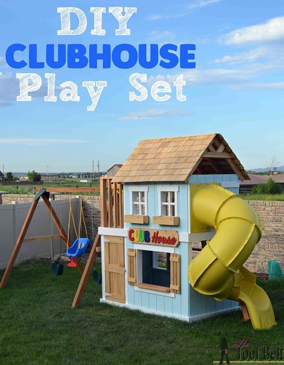 The Ultimate Clubhouse