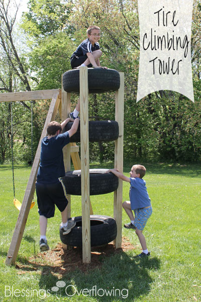 Tire Tower