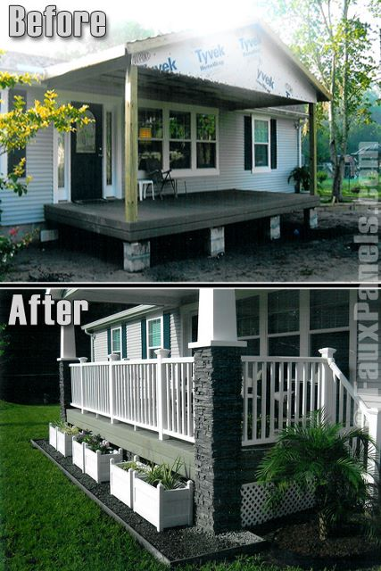 71 Front Porch Designs And Ideas For Breathtaking Entryways on side decks for mobile homes, enclosed mobile home porch steps, prefabricated decks for mobile homes, small decks for mobile homes, portable decks for mobile homes, pool decks for mobile homes, wood decks for mobile homes,
