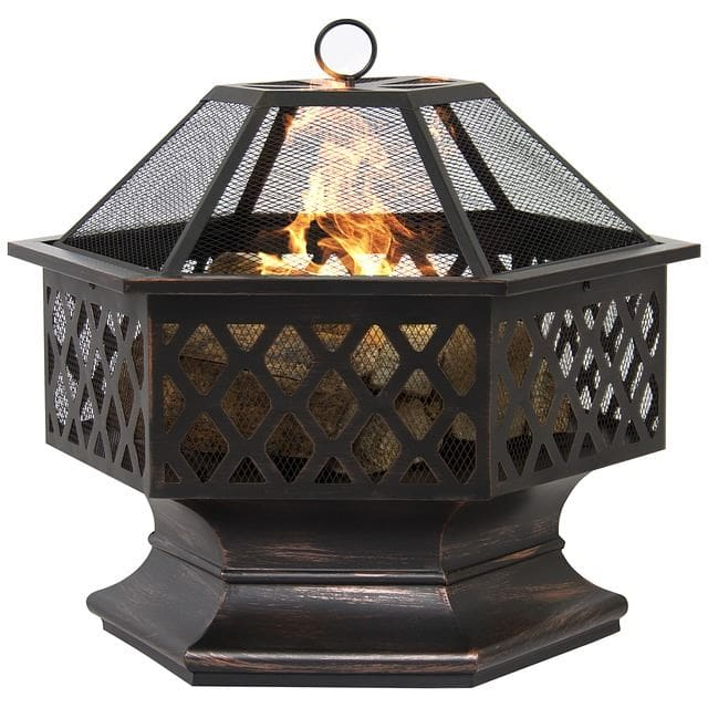 Domed Fire Pit