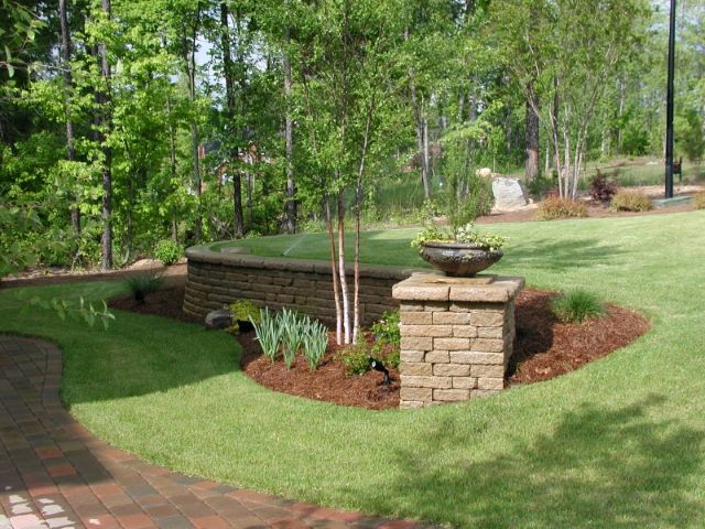Captivating Retaining Wall Gallery