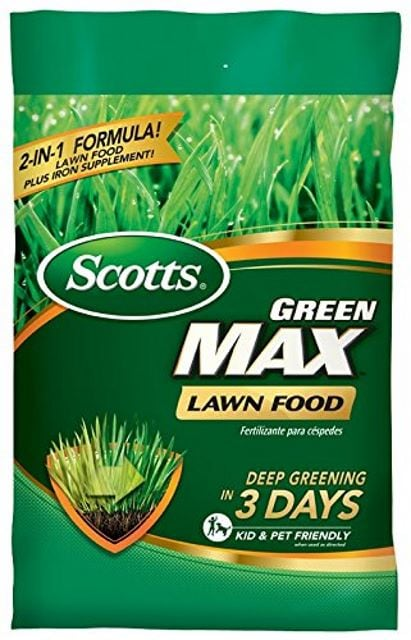 Scotts Green Max Lawn Food