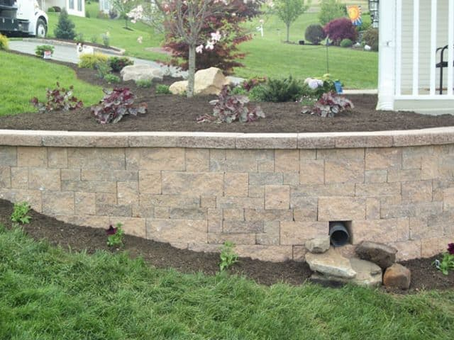 Learn More. This Stone Retaining Wall ...