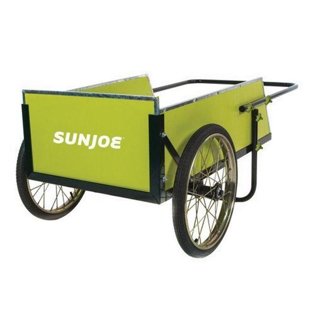 Sun Joe Heavy Duty Garden and Utility Cart