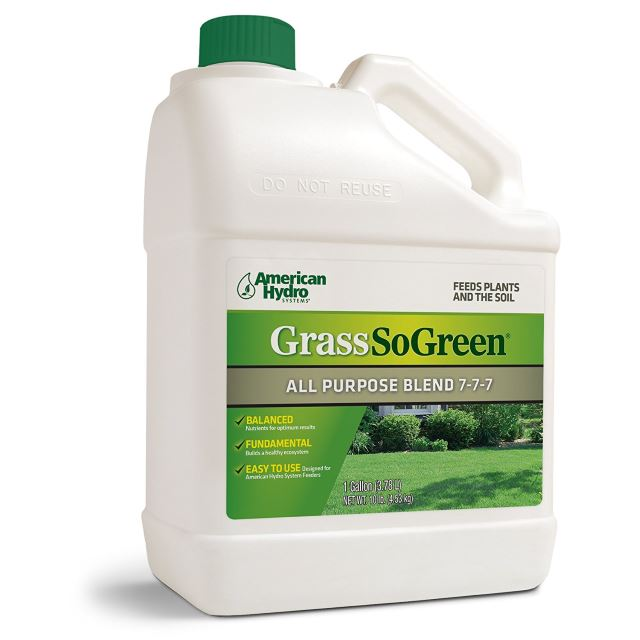 American Hydro Systems Grass So Green All Purpose Blend Fertilizer