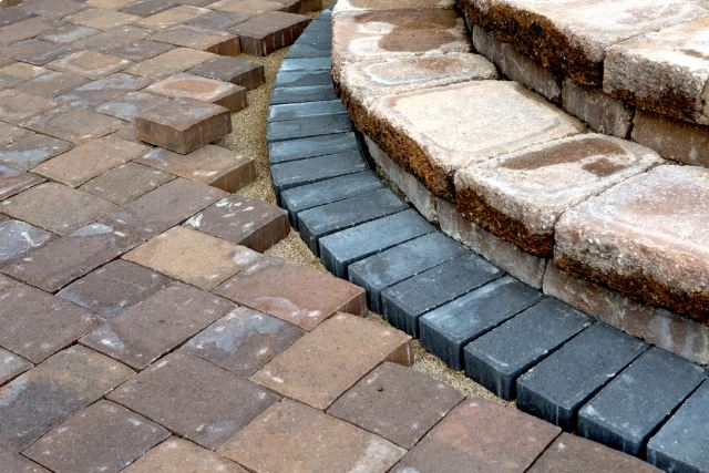 inspiring small paver patio designs #Brick #Patio #BrickPatioDesign