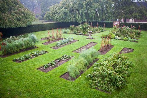 Cutout Garden