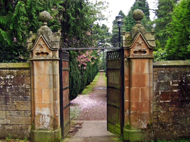 Entrance to Beauty