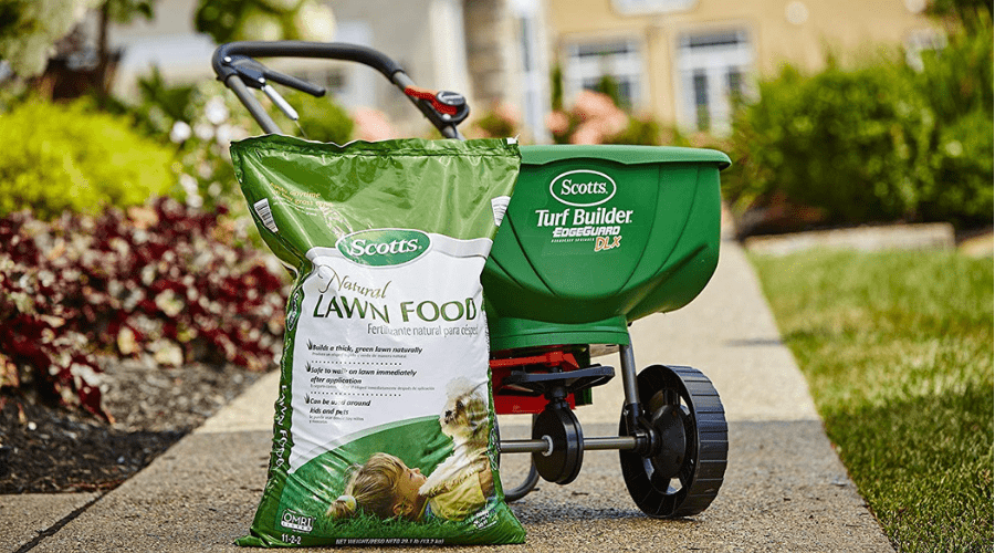 Featured Image - THE BEST ORGANIC LAWN FERTILIZERS