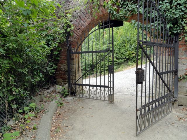 Gated Archway