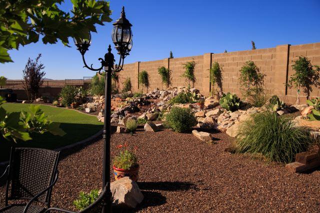 37 desert landscape ideas