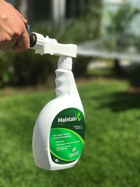 Lawn Liquid Fertilizer