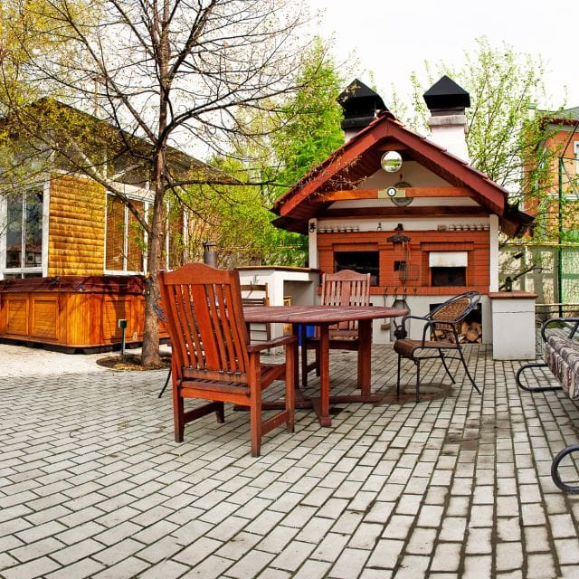 ultimate square patio designs #Brick #Patio #BrickPatioDesign