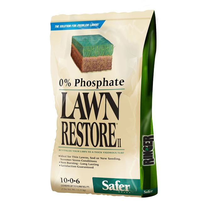 Safer Brand Lawn Fertilizer