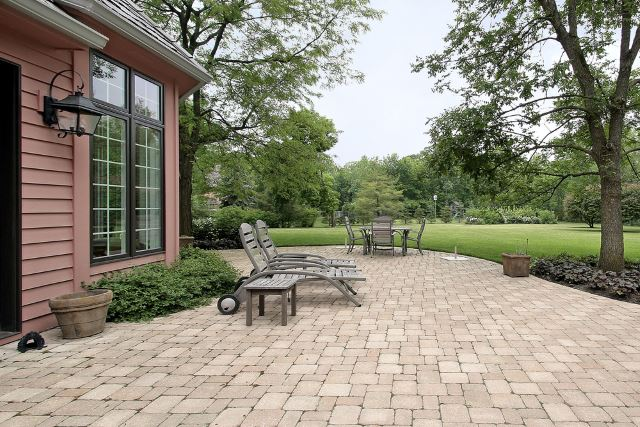 amazing the brick patio sets #Brick #Patio #BrickPatioDesign