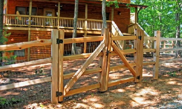 Country Split-Rail