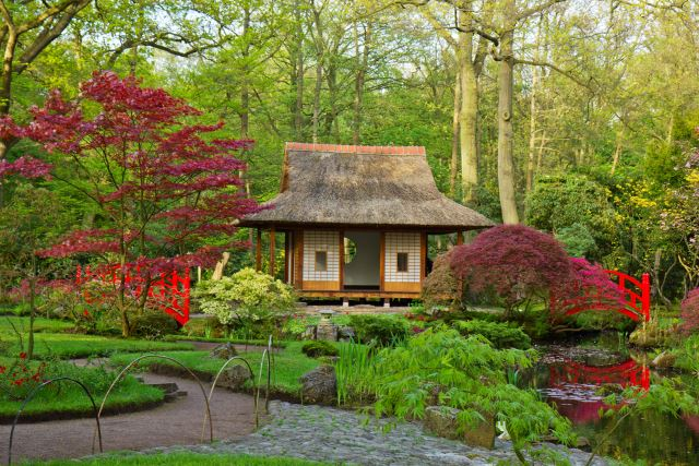 33 Japanese Garden Landscaping Ideas: Ways to a Perfect Balance on