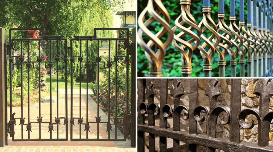 Featured Image - AMAZING FENCE GATE IDEAS