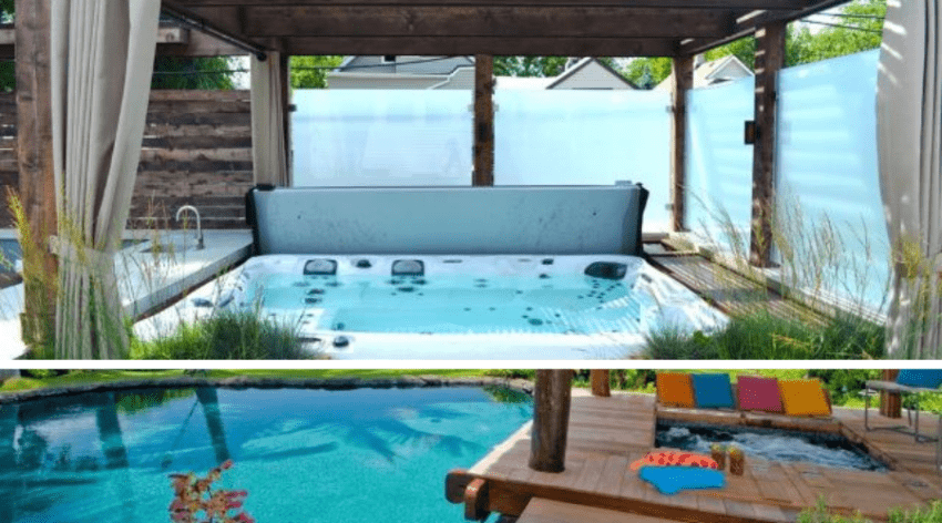 Featured Image -AWESOME HOT TUB ENCLOSURE IDEAS_ #22 IS THE COOLEST EVER!