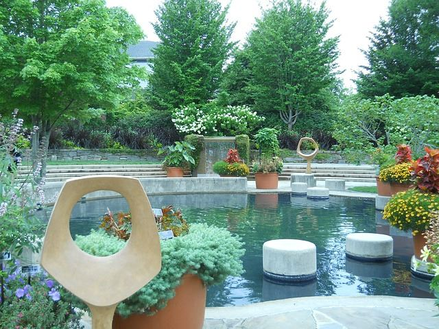 33 japanese garden landscaping ideas ways to a perfect for Giardini zen immagini