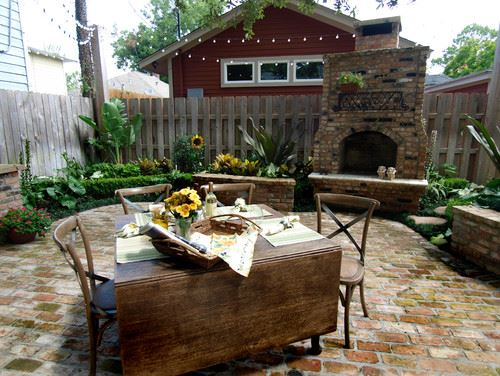 unrivaled retaining wall landscaping #Brick #Patio #BrickPatioDesign