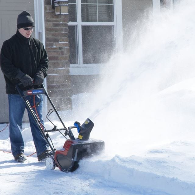 Best Small Electric Snow Blower : Best electric snow shovel reviews
