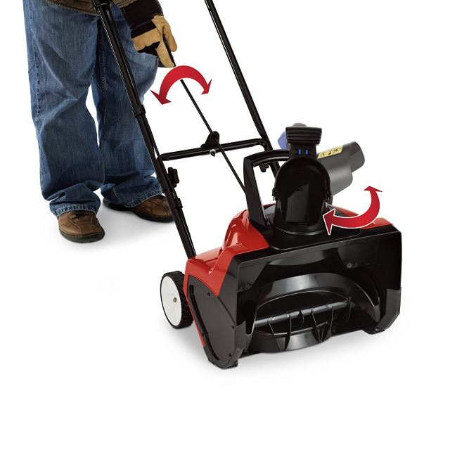 Toro 38381 18-Inch 15 Amp Electric 1800 Power Curve Snow Blower 6