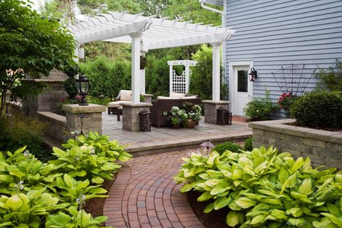 inspiring rubber patio pavers #Brick #Patio #BrickPatioDesign
