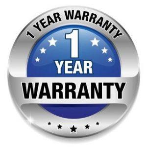 1 year Warranty 320