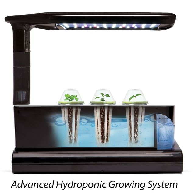 AeroGarden Sprout LED with Gourmet Herb Seed Pod Kit 2