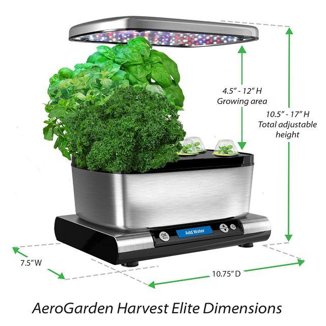 AeroGarven Harvest