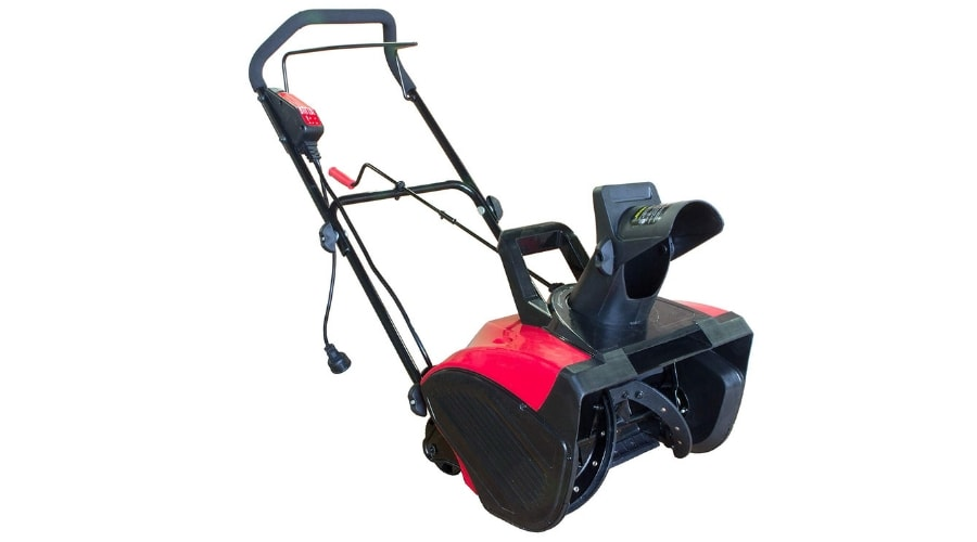 Featured Image - POWER SMART DB5023 ELECTRIC SNOW BLOWER REVIEW