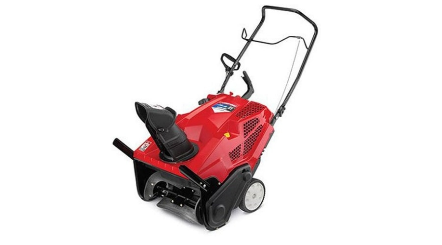 Featured Image - TROY-BILT SQUALL 2100 208CC 4-CYCLE OHV ENGINE SINGLE-STAGE SNOW THROWER REVIEW (1)