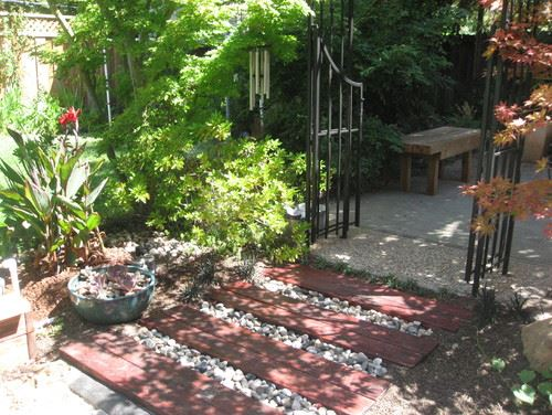 Small Patio Revamp