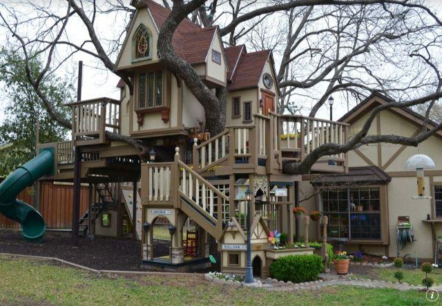 Treehouse Wonderland