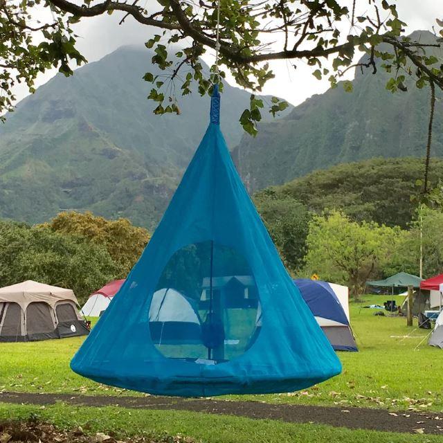 Teardrop Tree Tents