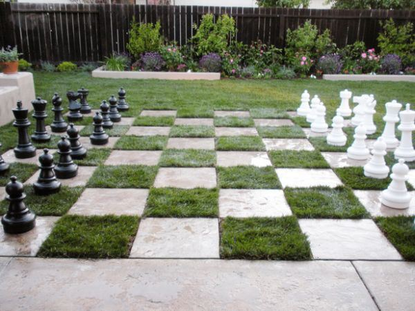 Yard Chess